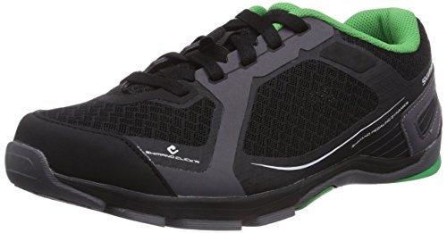 Shimano SH-CT41L, Unisex-Erwachsene Radsportschuhe – Mountainbike, Schwarz (Black), 44 EU