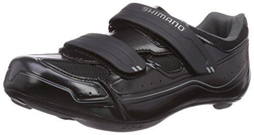 Shimano SH-RT33L, Unisex-Erwachsene Radsportschuhe – Rennrad, Schwarz (Black), 44 EU