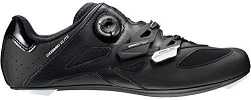 Mavic Cosmic Elite Rennrad Fahrrad Schuhe weiß/schwarz 2017: Größe: 46.5