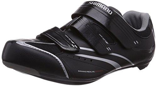Shimano SH-R078, Unisex-Erwachsene Radsportschuhe – Rennrad, Schwarz (Black), 44 EU