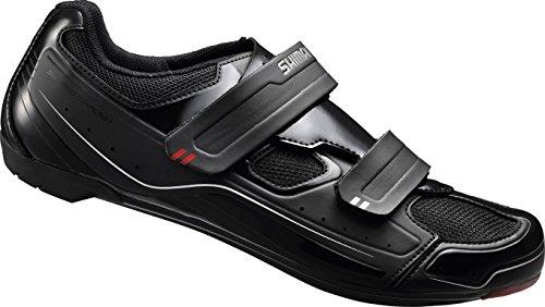 Shimano SH-R065L, Unisex-Erwachsene Radsportschuhe – Rennrad, Schwarz (Black), 45 EU