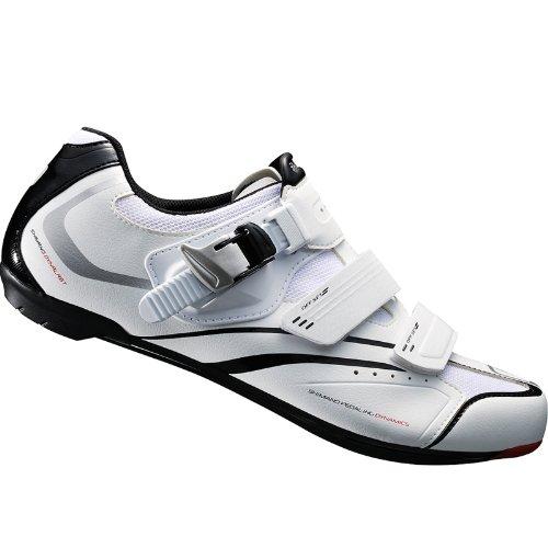 Shimano SH-R088W Schuhe men white Größe 51 2015 Rennradschuhe