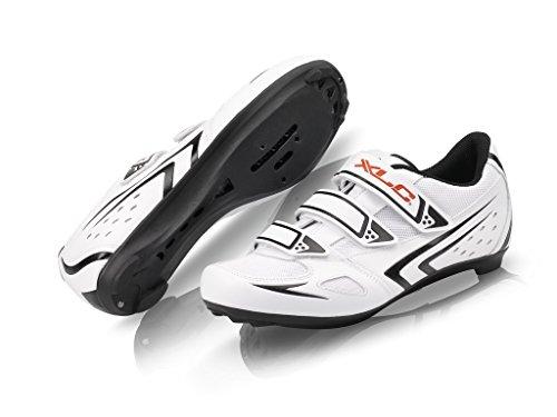 XLC Erwachsene Road-Shoes CB-R04, Weiß, 46, 2500080800