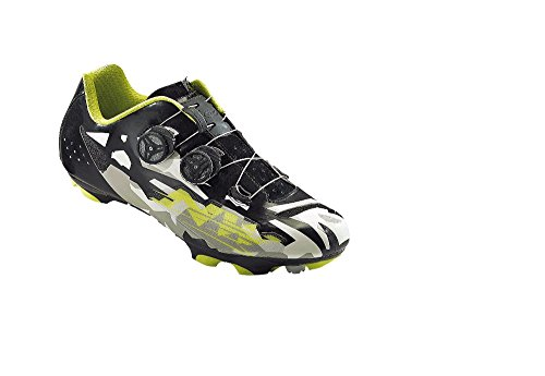 NORTHWAVE BLAZE PLUS Rennradschuh Schuhe SPD camo/black, Größe:Gr. 46