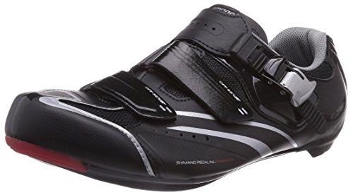 Shimano SH-R088, Unisex-Erwachsene Radsportschuhe – Rennrad, Schwarz (Black), 44 EU