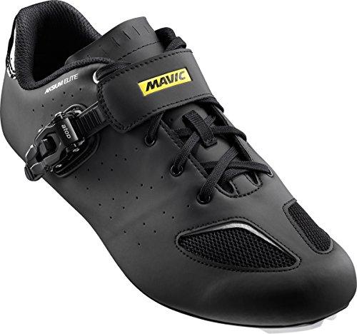 Mavic Aksium Elite III Rennrad Fahrrad Schuhe schwarz/weiß 2017: Größe: 45