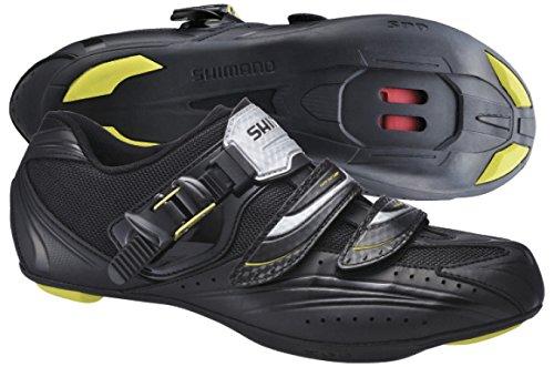 Shimano E-SHRT82, Unisex-Erwachsene Radsportschuhe – Mountainbike, Schwarz (Black), 48 EU